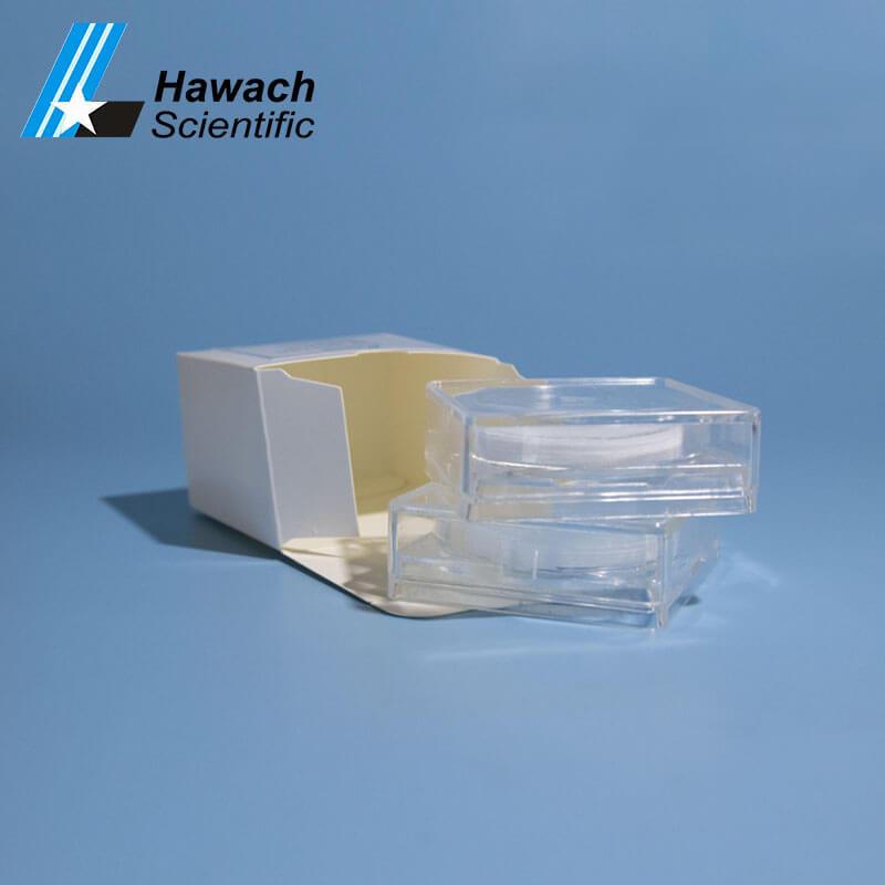 0,22 Filtros de membrana hidrofóbico de PTFE