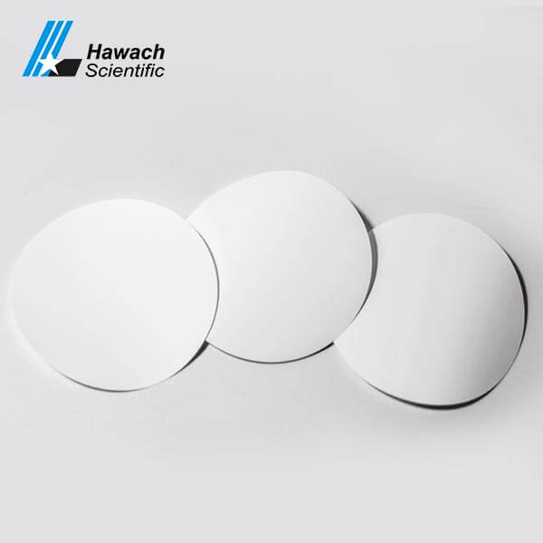 Disco de filtros de membrana de acetato de celulosa 0,45