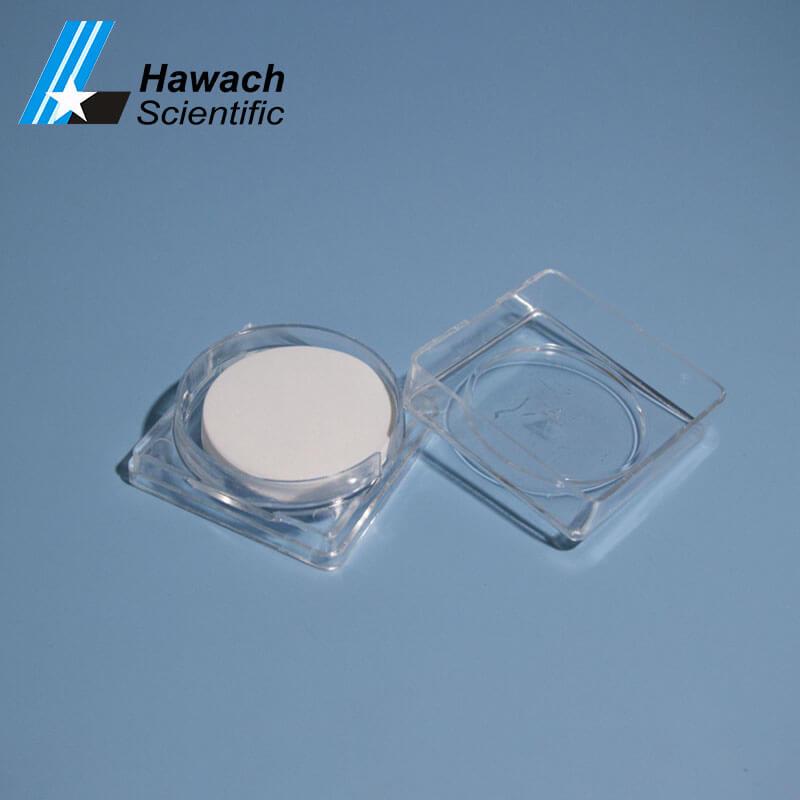 0,45 Filtros de membrana hidrofóbico de PTFE