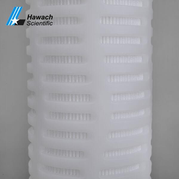 Cartuchos de filtro de micro fibra de vidrio de 10 pulgadas