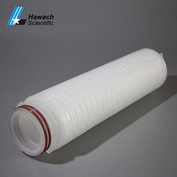 Cartuchos de filtro plisados serie PP de 10 pulgadas