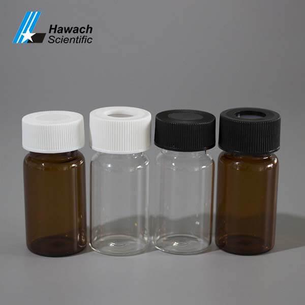 Viales de almacenamiento de rosca de 20 ml