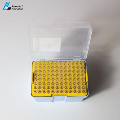 Puntas de pipeta con filtro de puntas estériles de baja retención de 20 ul