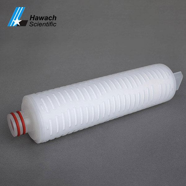 Cartuchos de filtros plisados con membrana de PES (polisulfona)