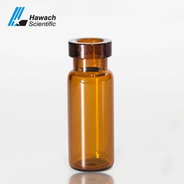 ampolletas de muestra de HPLC de color ámbar