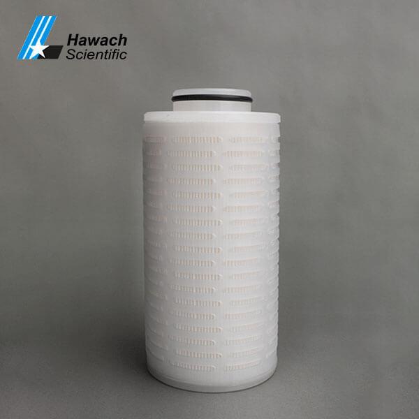Cartucho de filtro plisado grande