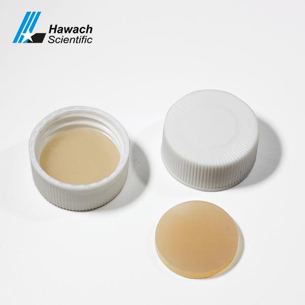 tapón para rosca de tornillo muestras de HPLC