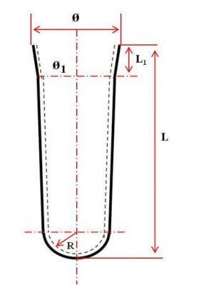 extracción de fibra de vidrio dedales