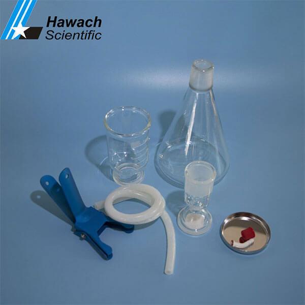 Hawach 500ml filtros solventes de vidrio