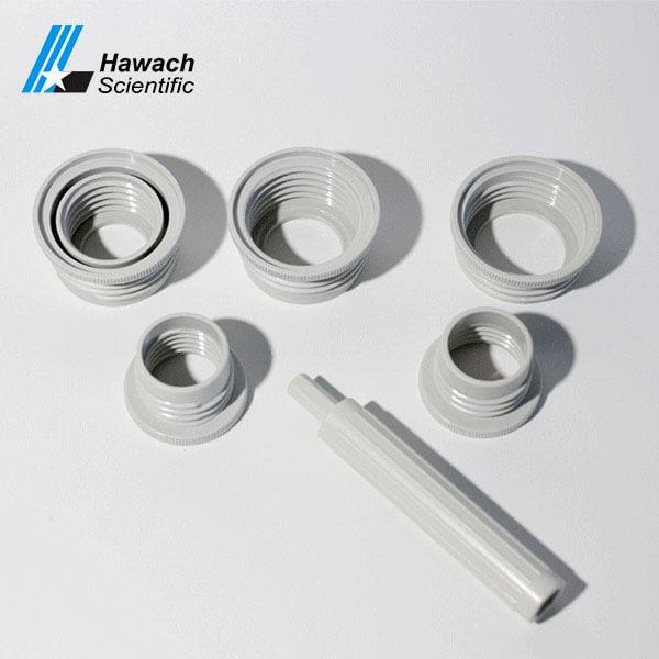 Hawach dosificadores acoplables a frascos electrónicos