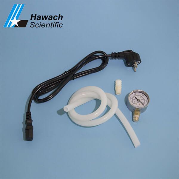 bomba de vacío de diafragma estándar Hawach