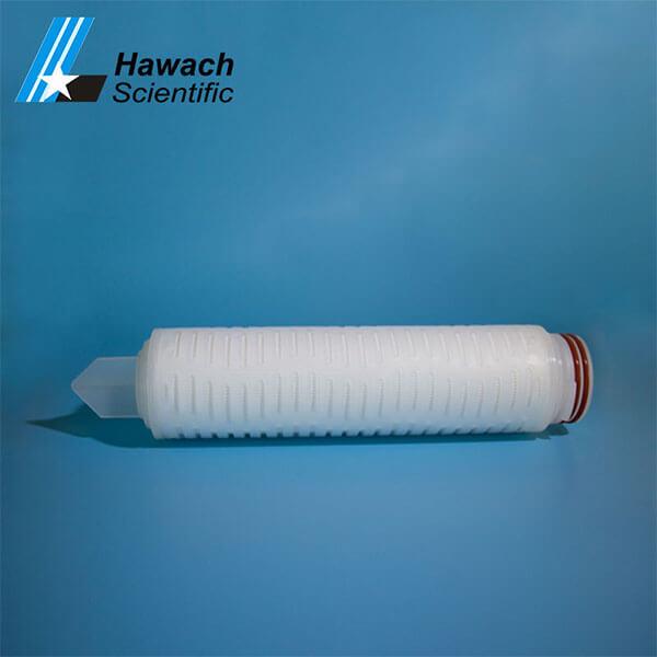 Cartuchos de filtro de membrana plisado MCE