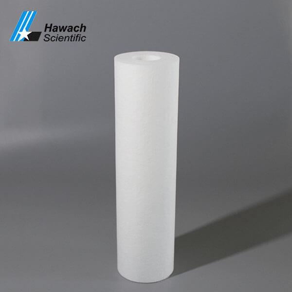 Cartuchos de filtros fundidos por soplado