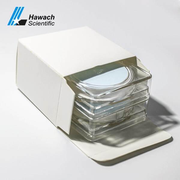 Filtros de membrana de fibra de vidrio microporosa
