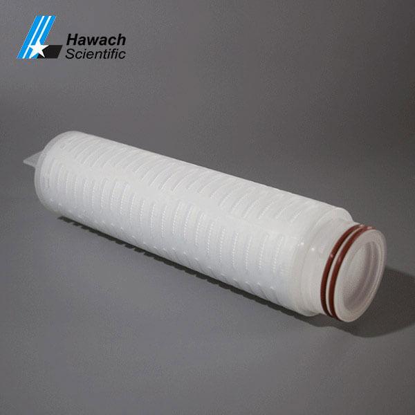 Cartuchos de filtros plisados de membrana de Nylón 66 (PN)