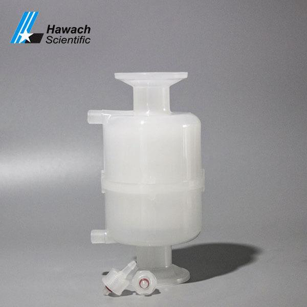 Cápsulas de filtro de PES