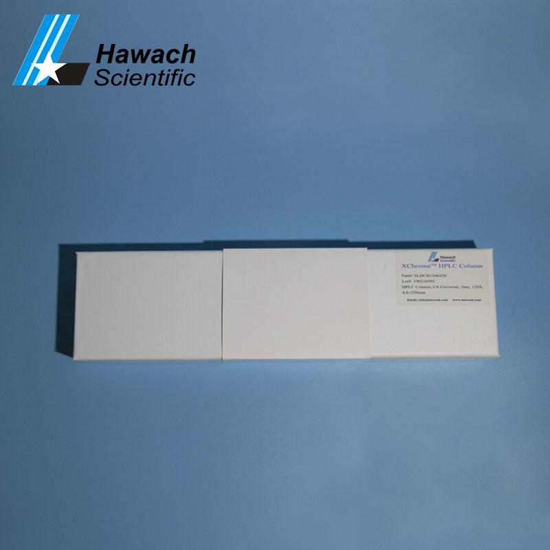 fase inversa c4 en HPLC